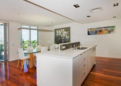 3 Bedroom Sky Apartment Kitchen