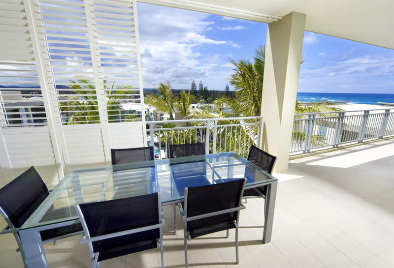 Enjoy our Beachside Apartments