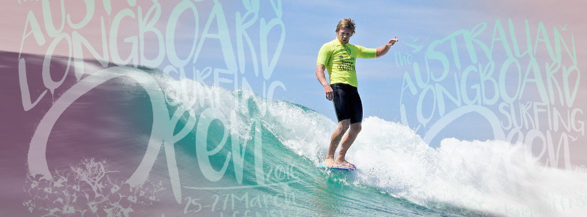 Catch the Australian Longboard Surfing Open 2017