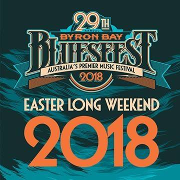 Bluesfest Returns to Byron Bay this April!