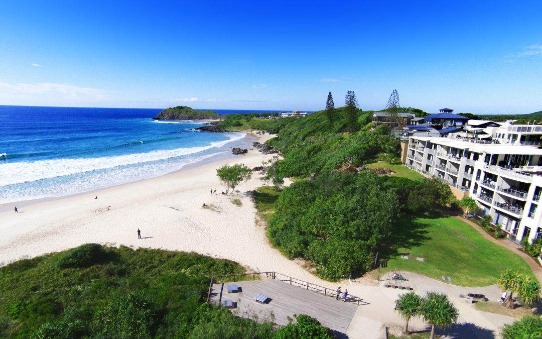 Have a Laidback Beach Holiday in Cabarita Beach