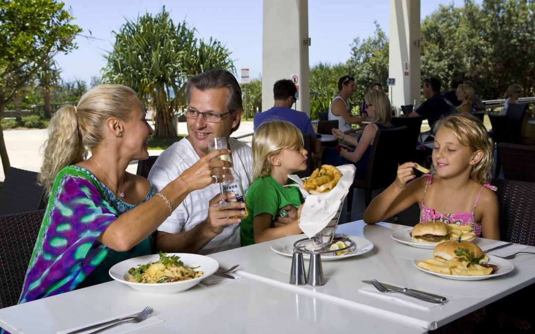 Get Ready for a Great Dining Experience at The Beach Bar & Grill