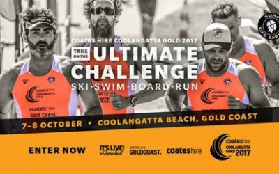 Be a Part of Coolangatta Gold 2018 This October