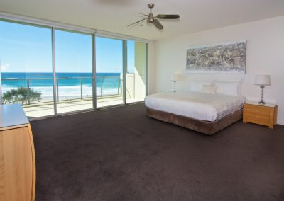Penthouse 303 Master Bedroom