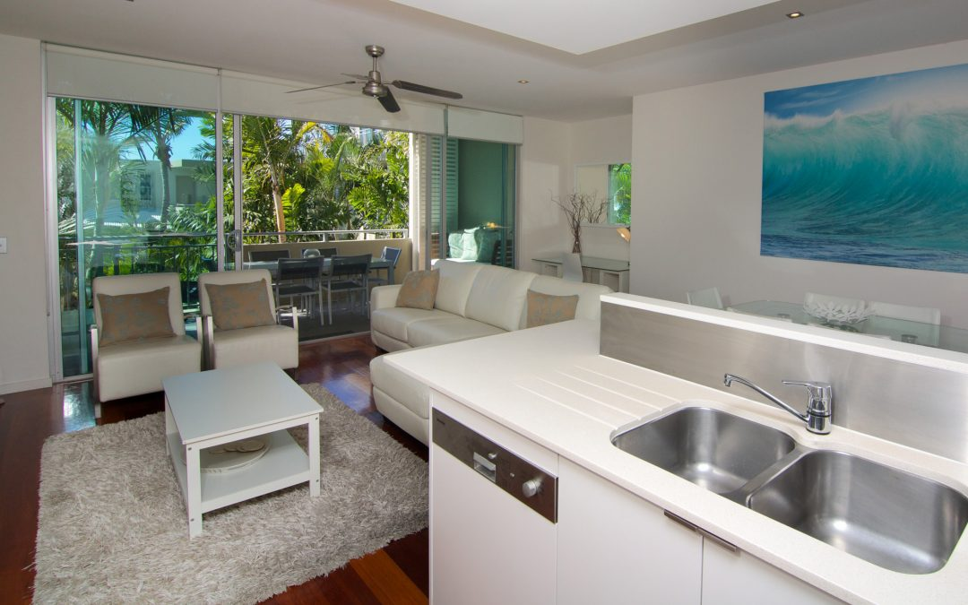 Stay at Our 3 Bedroom Surf Club View for 3 – 6 Nights