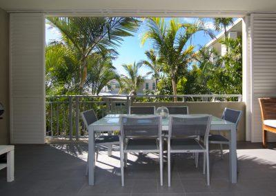 2 Bedroom Pool View Balcony