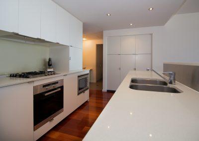 3 Bedroom Beach Front Kitchen