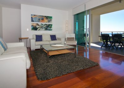 3 Bedroom Beach Front Lounge Room
