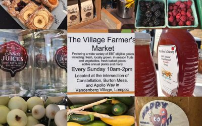 Stop by the New Village Farm Markets at Kingscliff